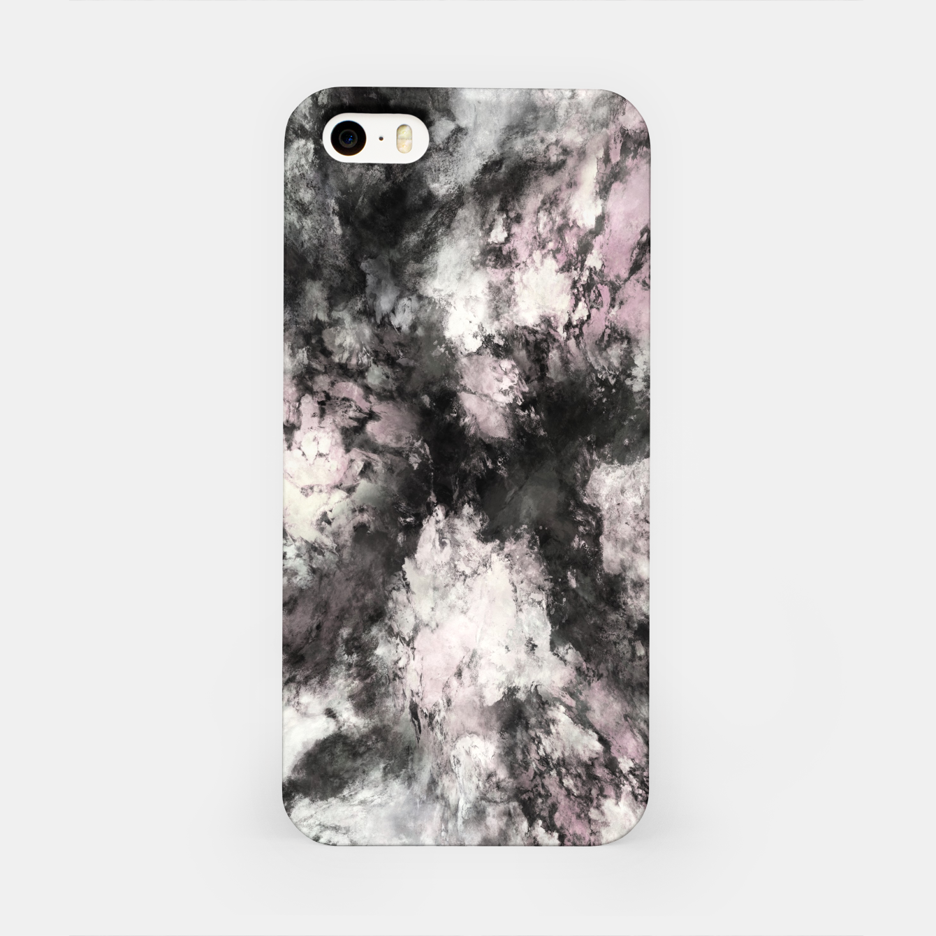 Image of A precarious situation iPhone Case - Live Heroes