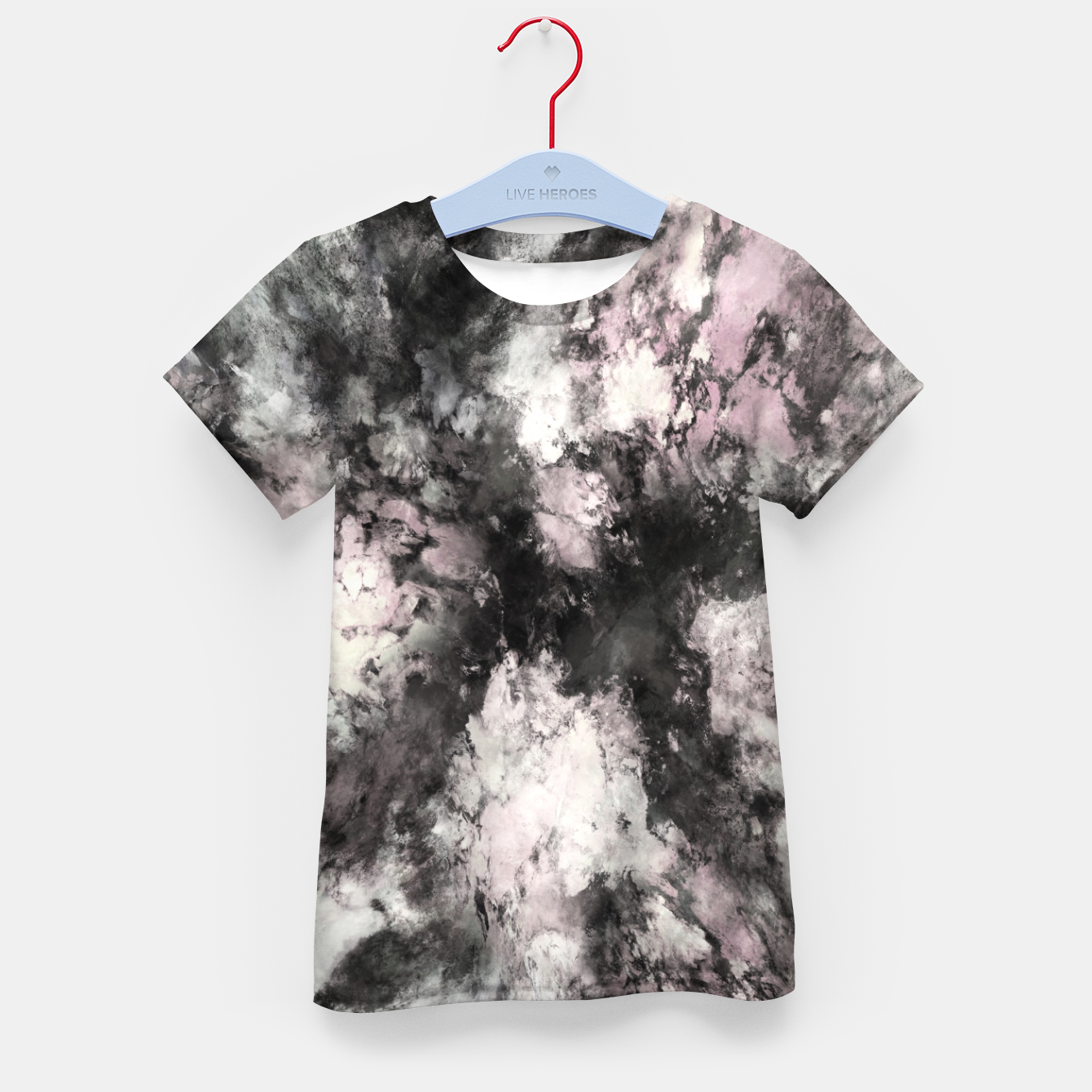 Image of A precarious situation Kid's t-shirt - Live Heroes