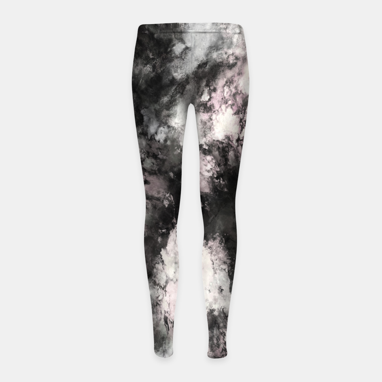 Image of A precarious situation Girl's leggings - Live Heroes