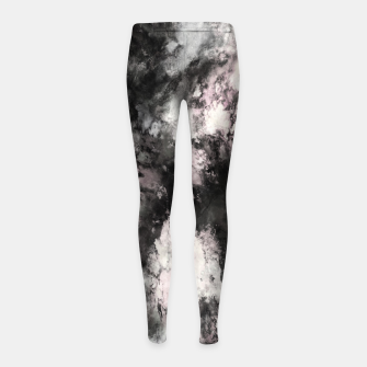 Thumbnail image of A precarious situation Girl's leggings, Live Heroes