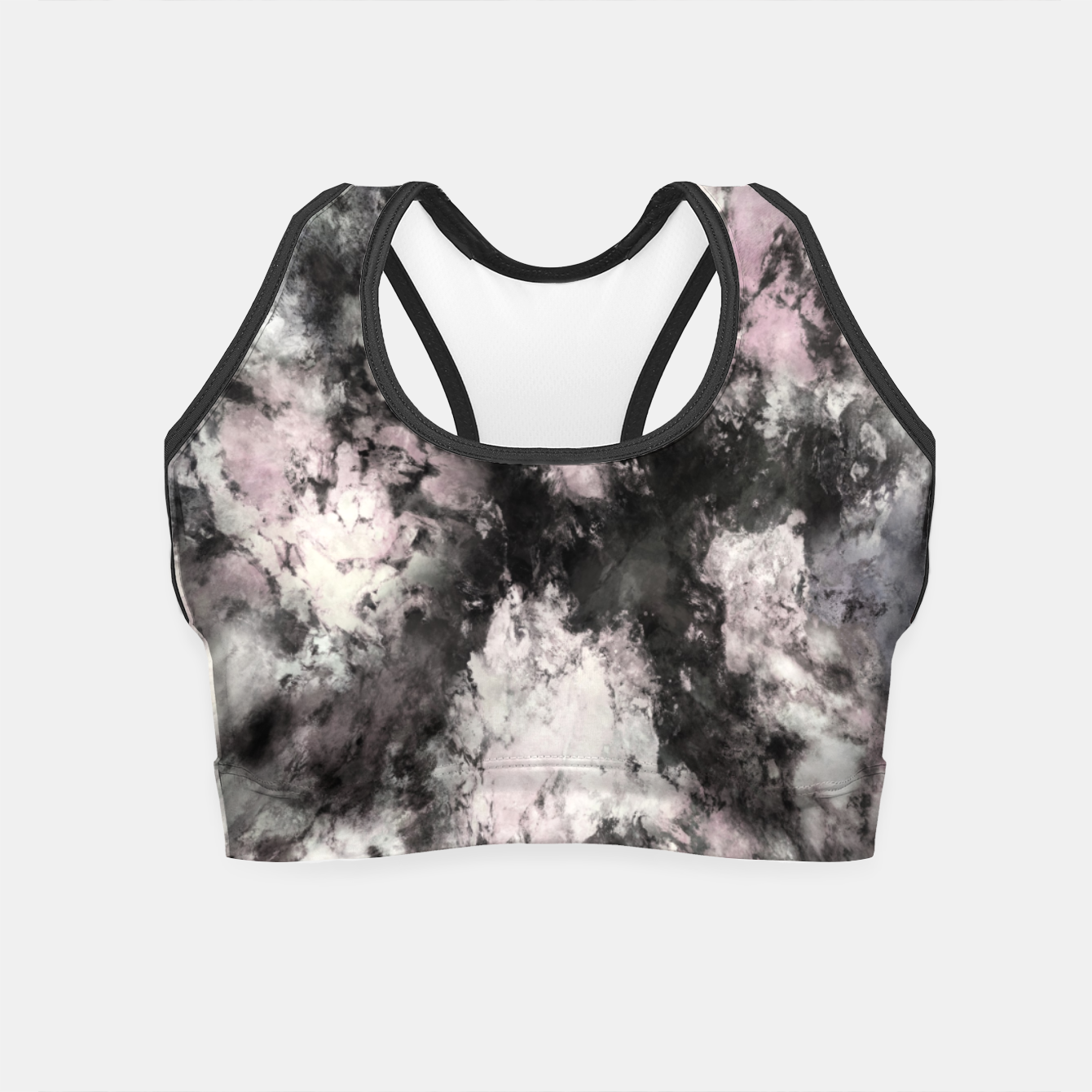 Image of A precarious situation Crop Top - Live Heroes