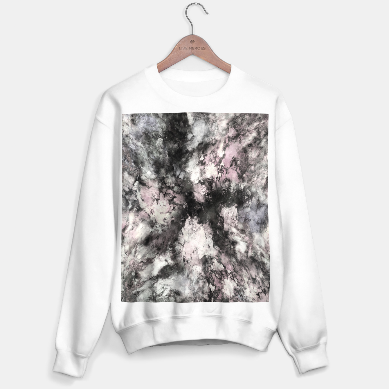 Image of A precarious situation Sweater regular - Live Heroes