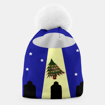 Thumbnail image of The Stolen Christmas Tree beanie, Live Heroes