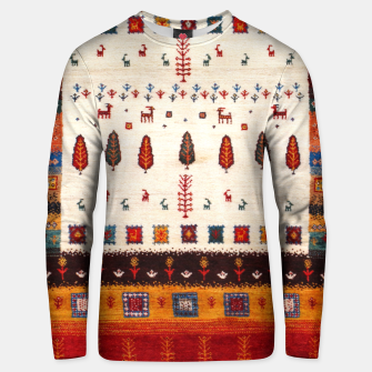 Miniaturka Autumn Anthropologie Traditional Moroccan Style  Unisex sweater, Live Heroes