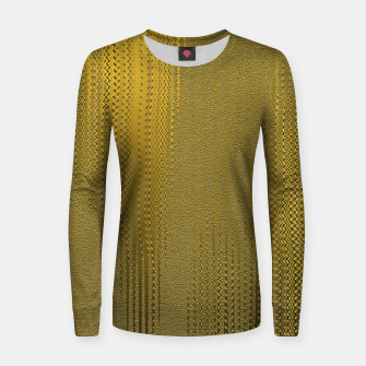 Miniatur GOLDEN Women sweater, Live Heroes