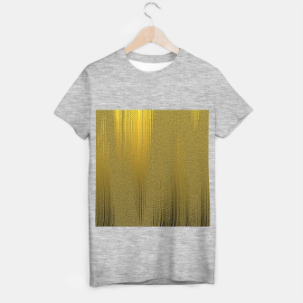 Miniatur GOLDEN T-shirt regular, Live Heroes