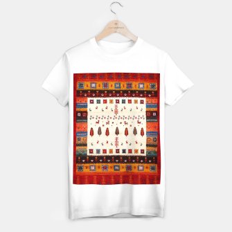 Miniaturka Autumn Anthropologie Traditional Moroccan Style  T-shirt regular, Live Heroes