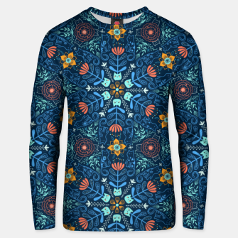 Thumbnail image of Kaleidoscope Cats Unisex sweater, Live Heroes