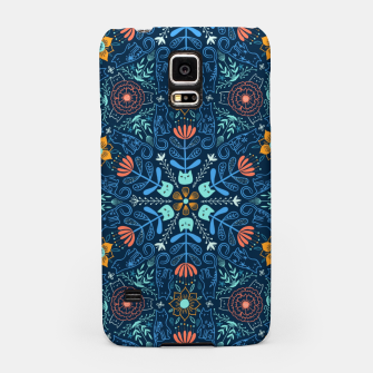 Thumbnail image of Kaleidoscope Cats Samsung Case, Live Heroes