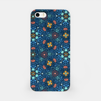 Miniaturka Kaleidoscope Cats iPhone Case, Live Heroes