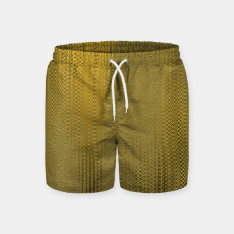 Miniatur GOLDEN Swim Shorts, Live Heroes