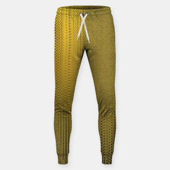 Miniatur GOLDEN Sweatpants, Live Heroes