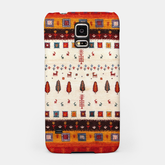 Miniatur Autumn Anthropologie Traditional Moroccan Style  Samsung Case, Live Heroes