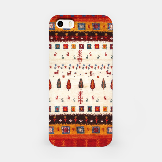 Miniature de image de Autumn Anthropologie Traditional Moroccan Style  iPhone Case, Live Heroes