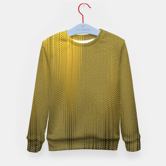 Miniatur GOLDEN Kid's sweater, Live Heroes