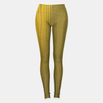 Miniatur GOLDEN Leggings, Live Heroes