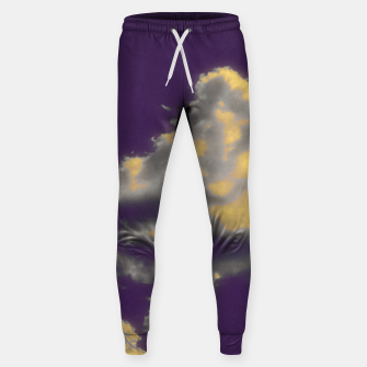 Miniatur Sleeping Goku Sweatpants, Live Heroes