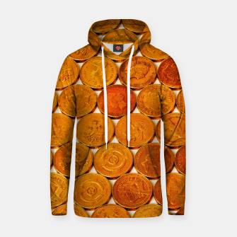 Thumbnail image of GOLD COINS 3 Hoodie, Live Heroes