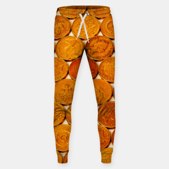 Thumbnail image of GOLD COINS 3 Sweatpants, Live Heroes