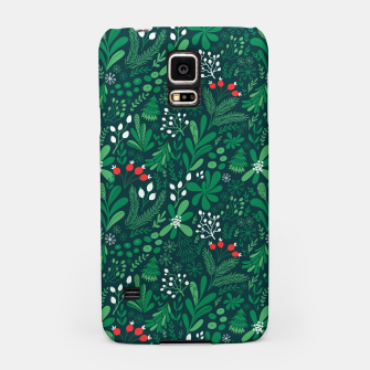 Thumbnail image of Merry Christmas Samsung Case, Live Heroes