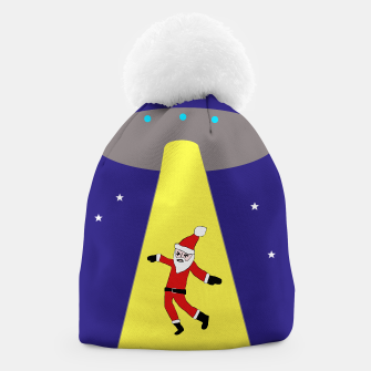 Thumbnail image of The Abduction Of Santa beanie, Live Heroes