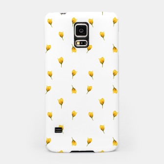 Thumbnail image of Bright Rose Motif Print Pattern Samsung Case, Live Heroes