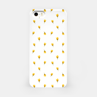 Miniaturka Bright Rose Motif Print Pattern iPhone Case, Live Heroes
