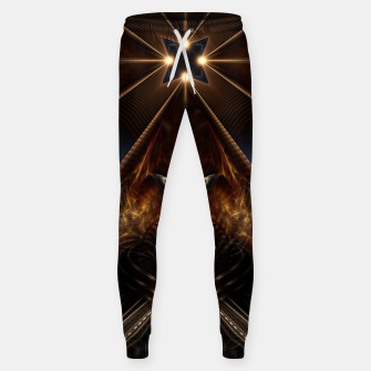 Thumbnail image of Arteknyia Fantasy Fractal Art Composition Sweatpants, Live Heroes