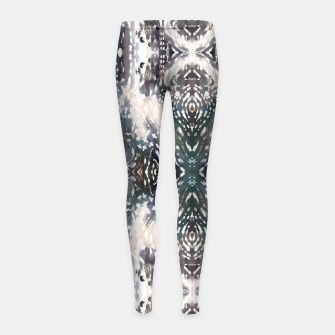 Miniatur Modern abstract 57b Leggings para niña, Live Heroes
