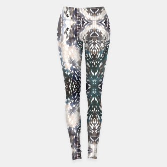 Miniatur Modern abstract 57b Leggings, Live Heroes