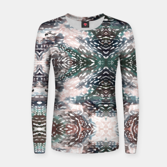 Thumbnail image of Modern abstract 57c Sudadera para mujeres, Live Heroes