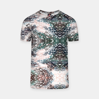 Thumbnail image of Modern abstract 57c Camiseta, Live Heroes