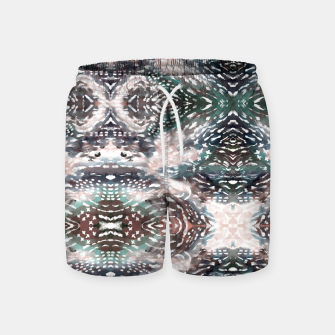 Thumbnail image of Modern abstract 57c Pantalones de baño, Live Heroes