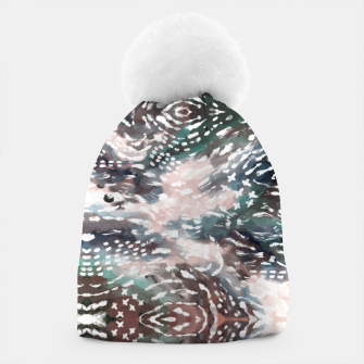 Miniatur Modern abstract 57c Gorro, Live Heroes