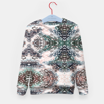 Thumbnail image of Modern abstract 57c Sudadera para niños, Live Heroes