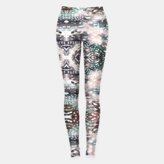 Miniatur Modern abstract 57c Leggings, Live Heroes
