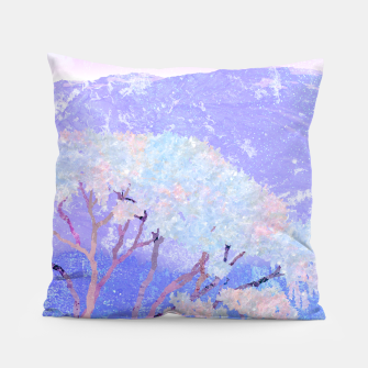 Thumbnail image of One white Pillow, Live Heroes