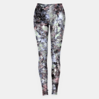 Thumbnail image of From a safe distance Leggings, Live Heroes