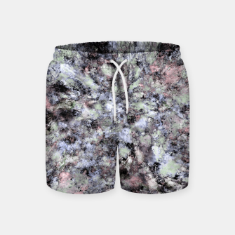 Thumbnail image of From a safe distance Swim Shorts, Live Heroes