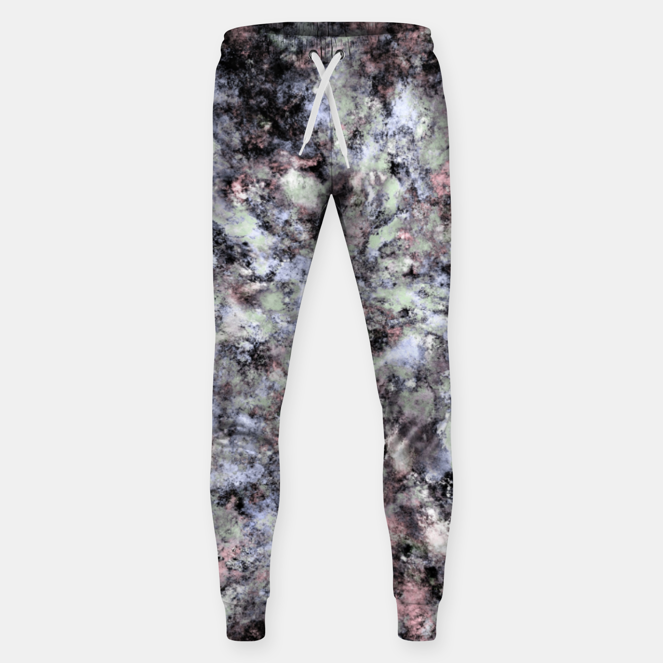 Image of From a safe distance Sweatpants - Live Heroes