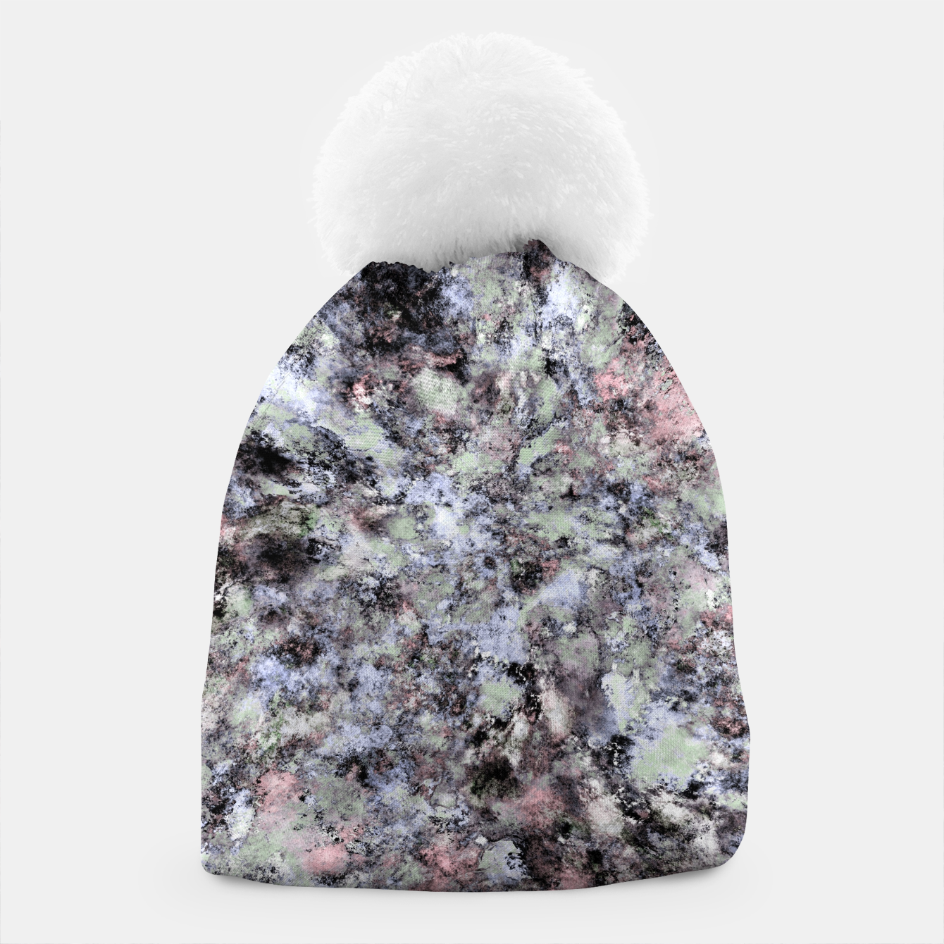 Image of From a safe distance Beanie - Live Heroes