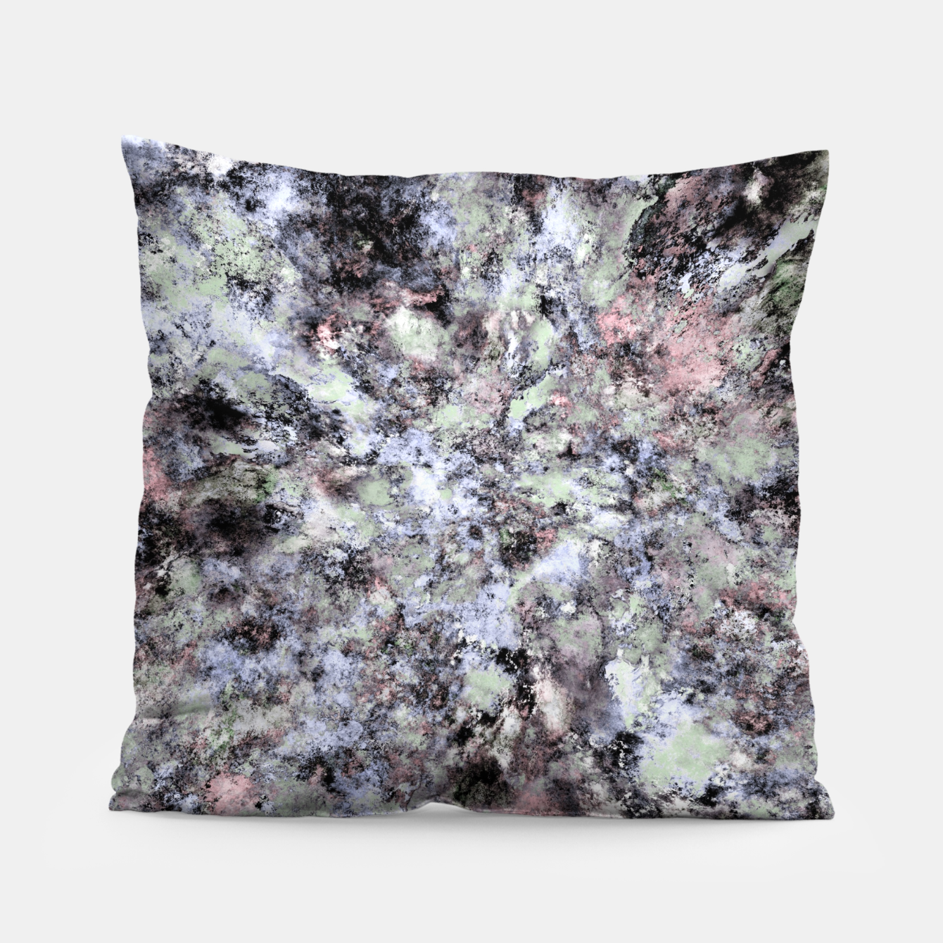 Image of From a safe distance Pillow - Live Heroes