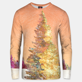 Thumbnail image of One christmas tree Unisex sweater, Live Heroes