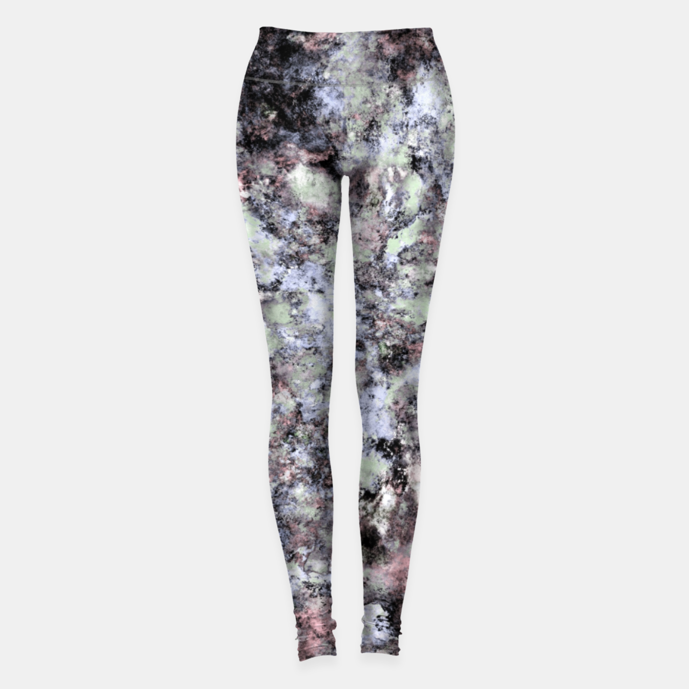 Image of From a safe distance Leggings - Live Heroes