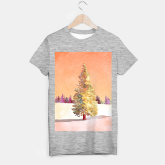 Thumbnail image of One christmas tree T-shirt regular, Live Heroes