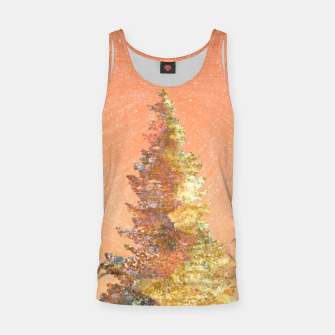 Thumbnail image of One christmas tree Tank Top, Live Heroes