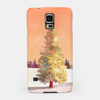 Thumbnail image of One christmas tree Samsung Case, Live Heroes