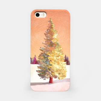 Thumbnail image of One christmas tree iPhone Case, Live Heroes
