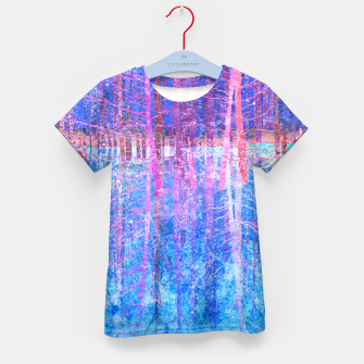 Thumbnail image of One ice Kid's t-shirt, Live Heroes