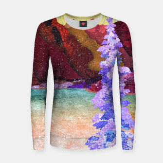 Thumbnail image of One winter Women sweater, Live Heroes